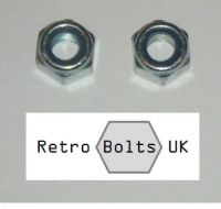 M10 x 1mm TCA Ball Joint Nuts -   MK1 Mk2 Escort RS Mexico Capri Ford